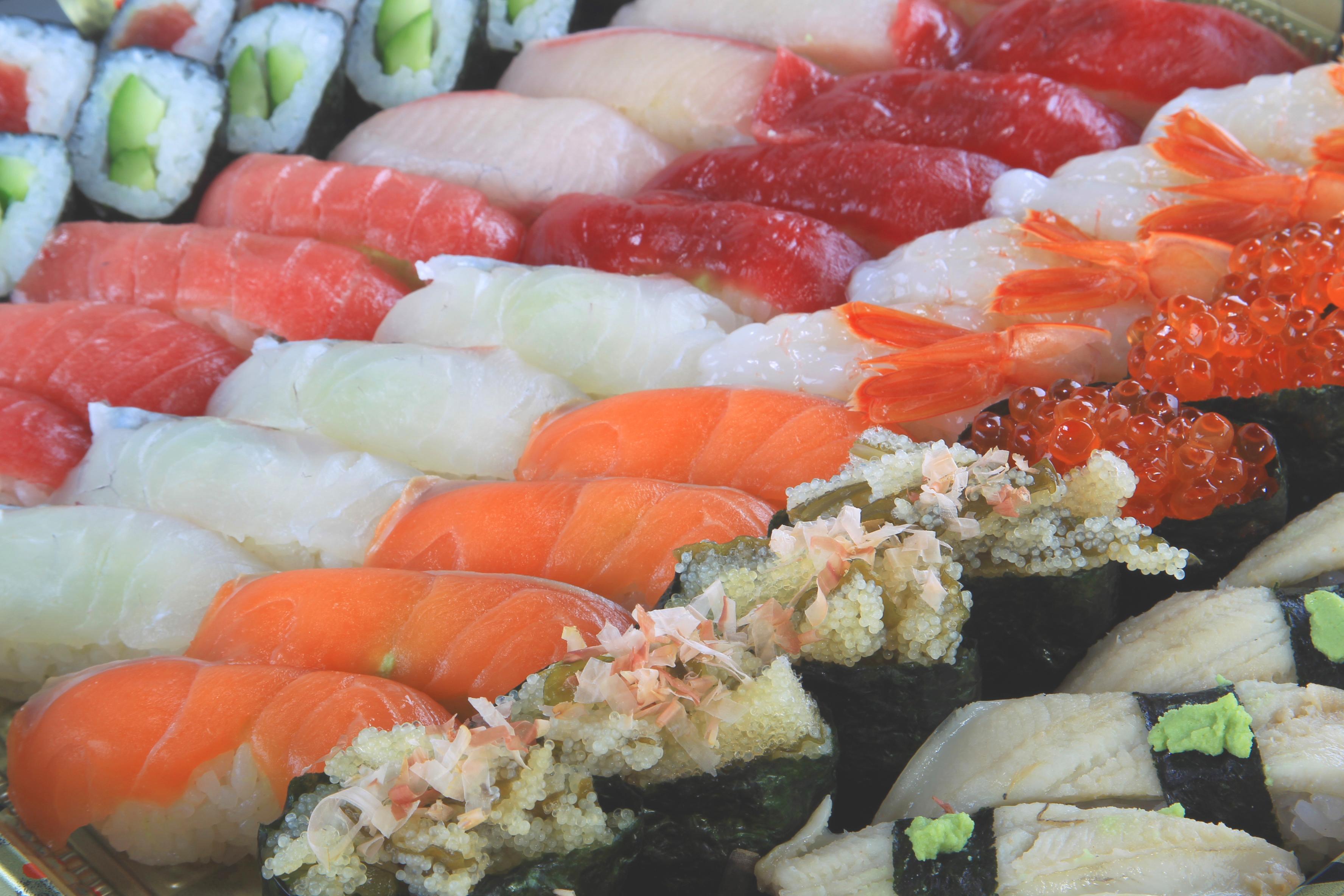 ★寿司食べ放題!★